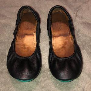 Authentic Matte Black Tieks Size 6